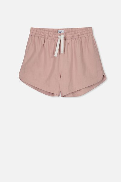 Willow Woven Short, DUSTY ROSE