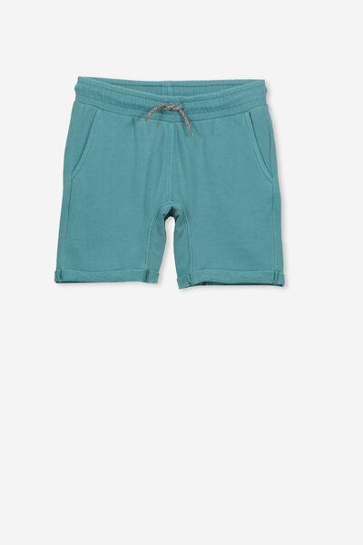 Todd Arc Leg Short, ROCKPOOL BLUE