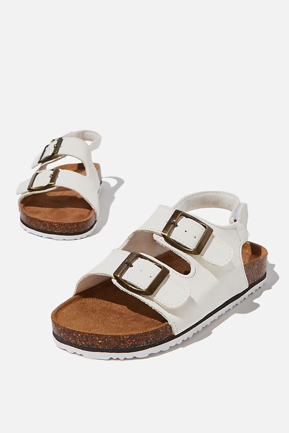 Theo Sandal, CLOUD WHITE