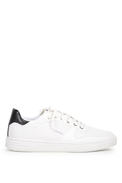 Hayden Trainer, WHITE