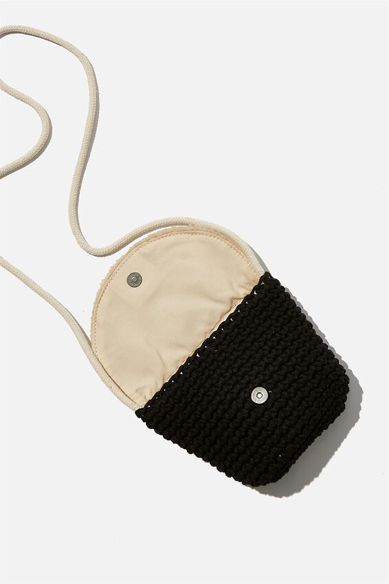 Mini Backpack Meghan Fashion Bag, TEDDY CROCHET