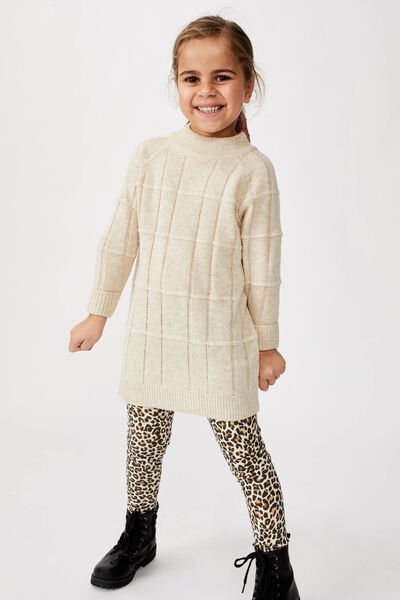 Charlie Knit Tunic, OAT MARLE