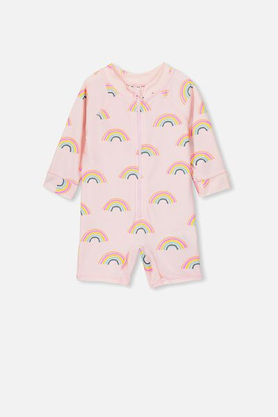 Harris One Piece, BARLEY PINK RAINBOW DREAMS