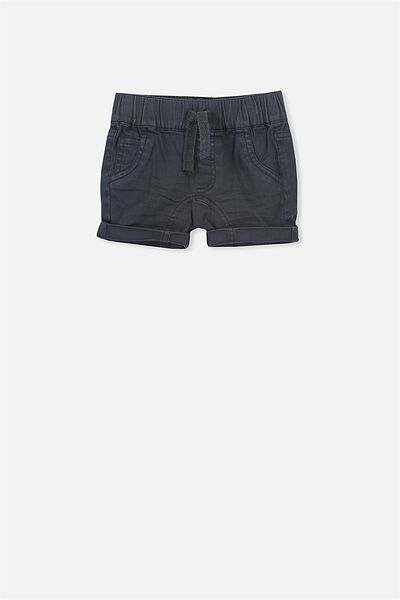 Jamie Slouch Short, GRAPHITE GREY