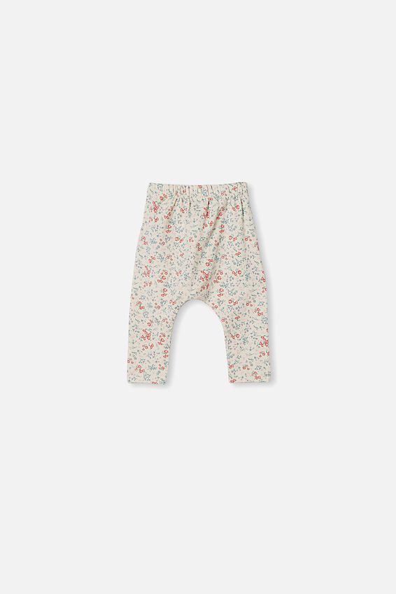 The Legging, DARK VANILLA MAUDE FLORAL