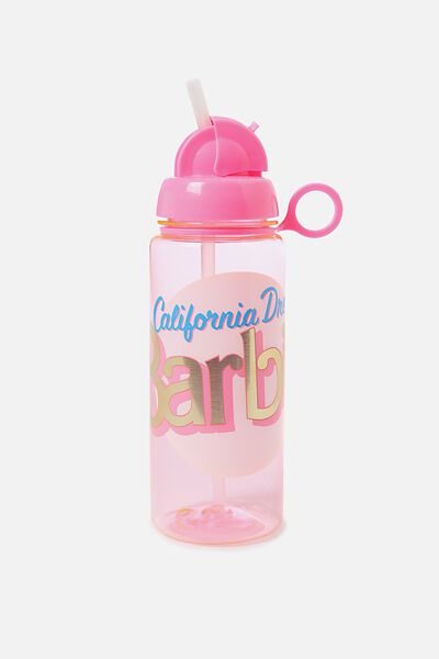 Spring Drink Bottle, PINK BARBIE
