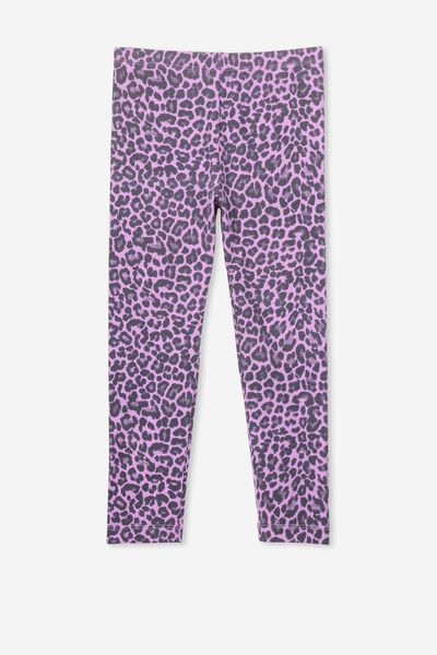 Huggie Tights, SWEET LILAC/LEOPARD