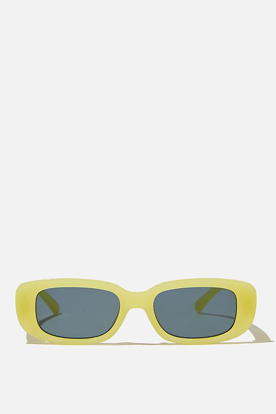 Kids Retro Sunglasses, LEMON DROP