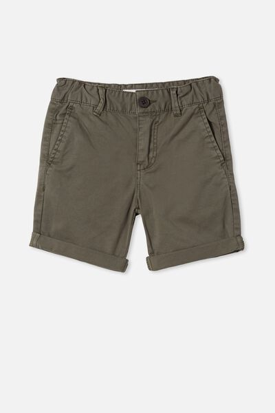 Walker Chino Short, KHAKI