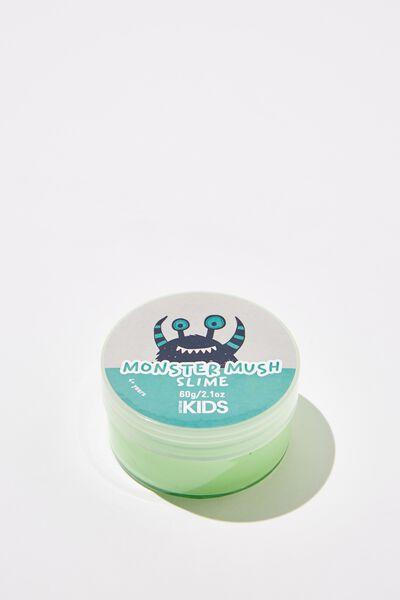 Kids Slime, MONSTER MUSH/GREEN