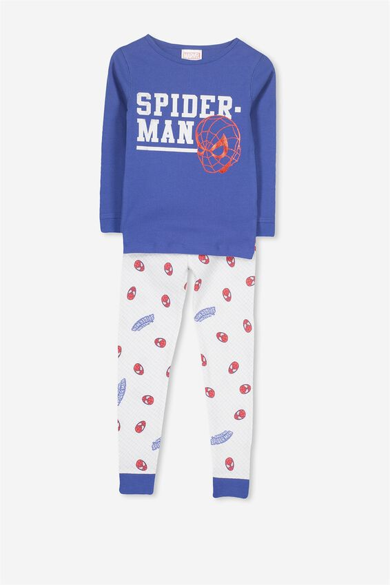 Spider Man Boys Pajamas, LCN AMAZING SPIDERMAN