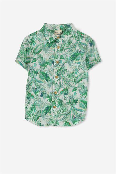 Jackson Short Sleeve Shirt, FLORAL PRINT