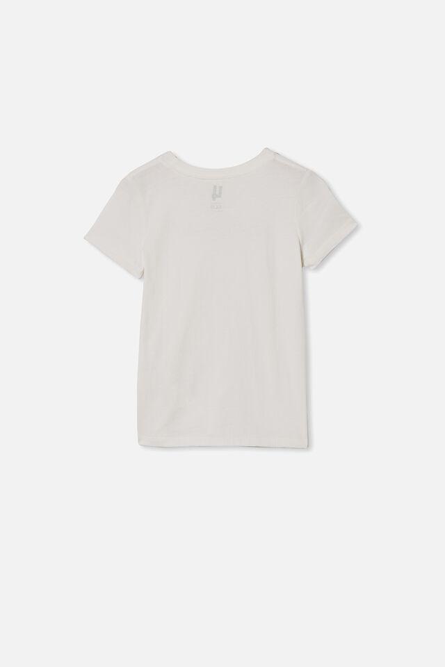 Max Short Sleeve Tee, RETRO WHITE/JUST CHILLIN  LAH