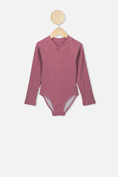 Lydia One Piece, VERY BERRY CRINKLE
