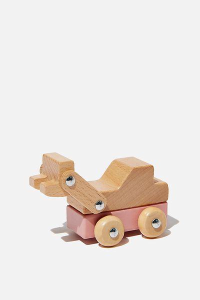 Wooden Toys, ZEPHYR DIGGER