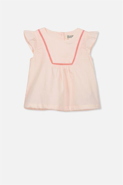 Riya Top, SHELL PEACH