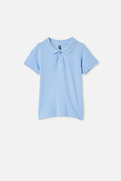 Kendricks Polo, DUSK BLUE / PEACE