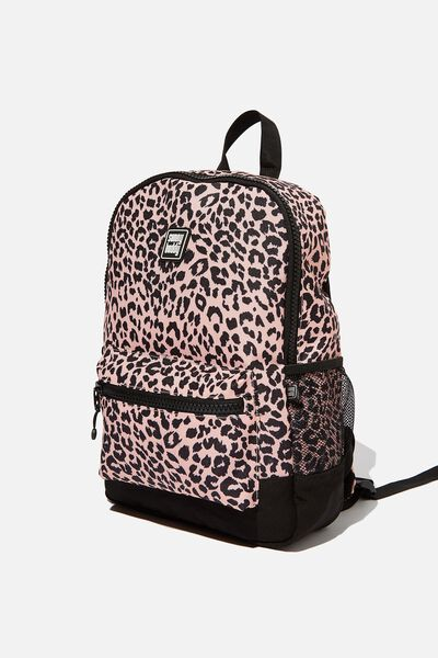 Sunny Buddy Adventure Backpack, WILD LEOPARD