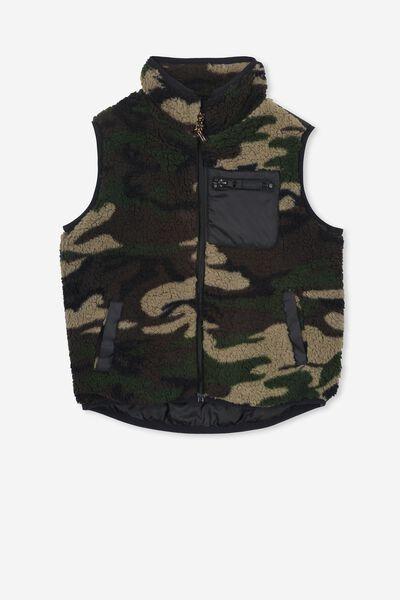 Explorer Vest, CAMO