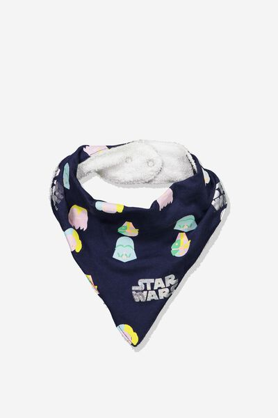 License Dribble Bib, PEACOAT/LCN STAR WARS