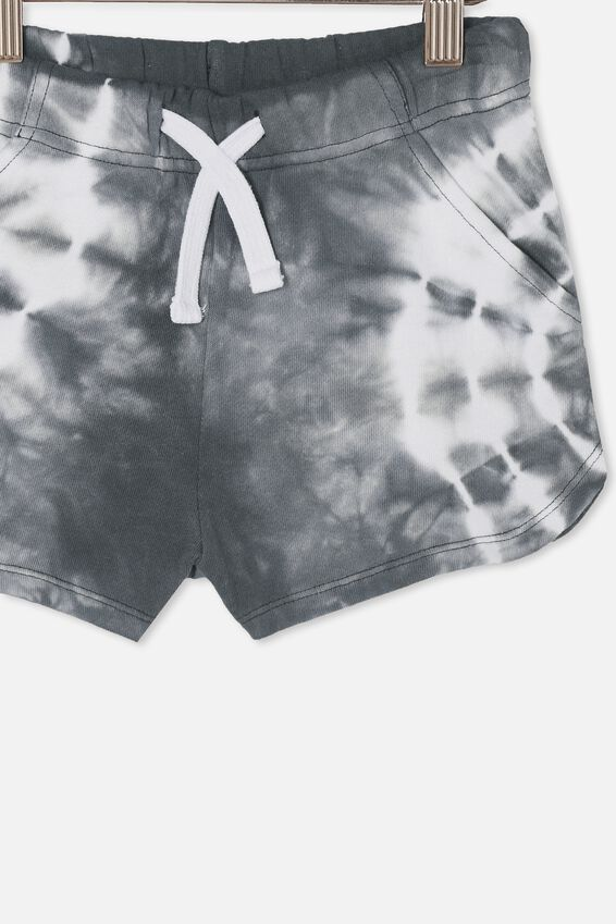Gianna Knit Short, PHANTOM TIE DYE
