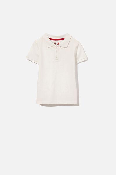Kenny3 Polo, WHITE