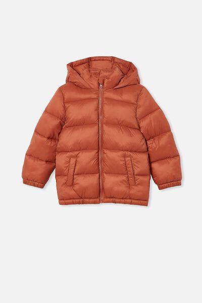 Frankie Puffer Jacket, CHUTNEY