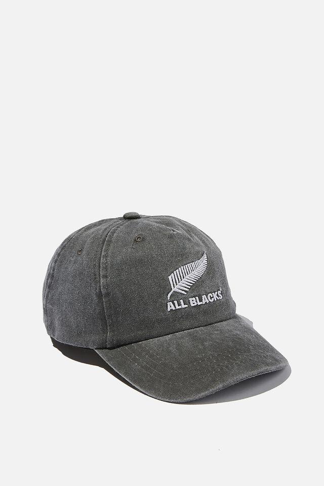 All Blacks Baseball Cap, LCN ALL BLACKS