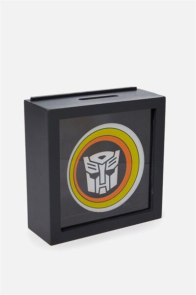 Shadow Money Box, LCN TRANSFORMERS BUMBLEBEE