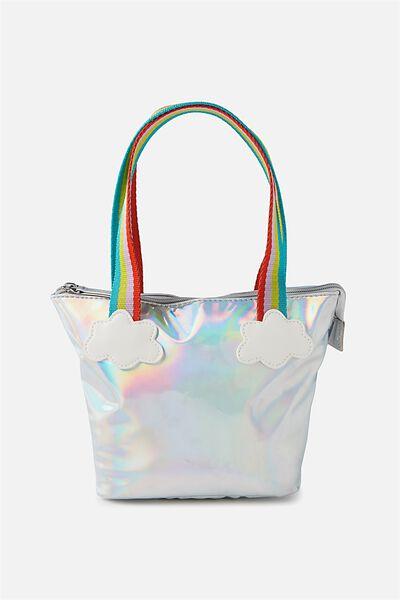 Rainbow Cloud Bag, RAINBOW/IRRIDESCENT