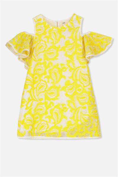 Holly Dress, LEMON