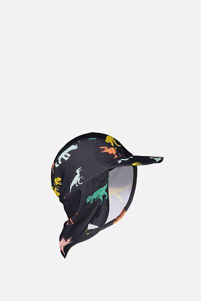 Swim Hat, PHANTOM/DINOSAUR