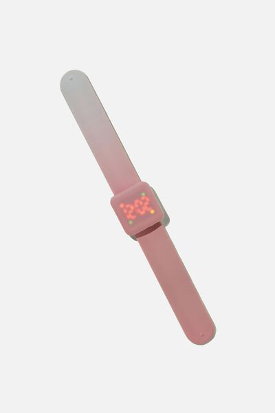 Watch It Snap Watch, MUSK MELON OMBRE