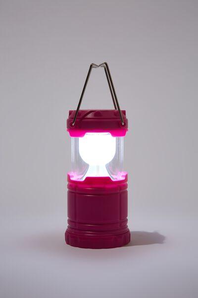 Pop Up Lantern, PINK