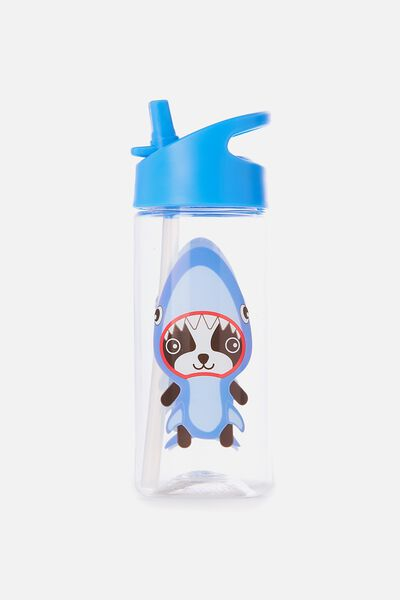 Sunny Buddy Sipper Drink Bottle, MAX SHARK