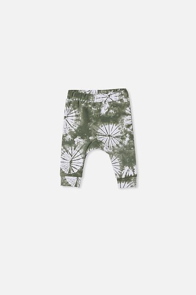 Charlie Trackpant, SWAG GREEN TIE DYE