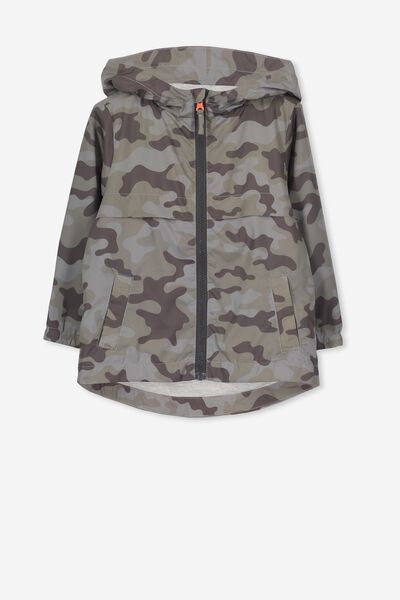 Houston Spray Jacket, CAMO