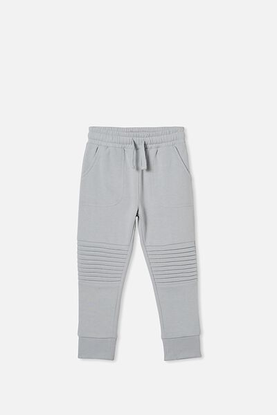 Lux Heritage Trackpant, WINTER GREY/MOTO