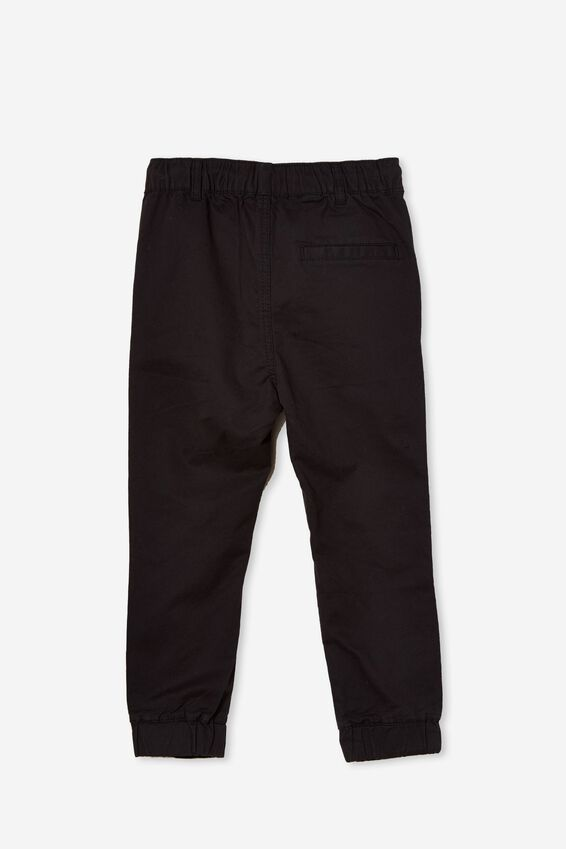 Logan Cuffed Pants, VINTAGE BLACK