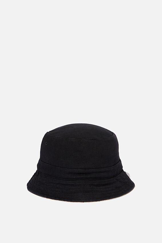 Reversible Bucket Hat, DINO ISLAND