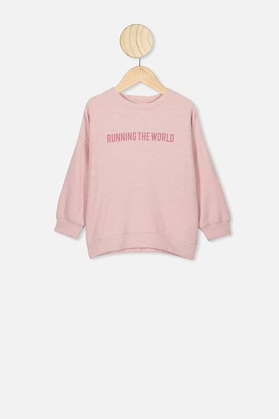 Super Soft Crew, ZEPHYR MARLE/RUNNING THE WORLD