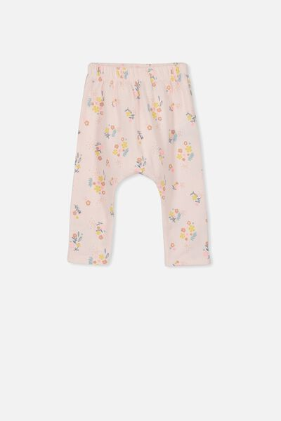 The Legging, CRYSTAL PINK/NORA FLORAL