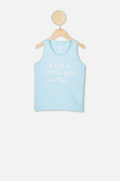 Otis Tank, DREAM BLUE/SWELL DAY
