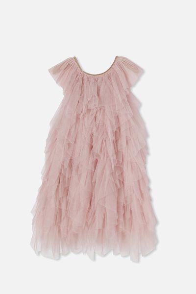 Alicia Dress Up Dress, DUSTY PINK