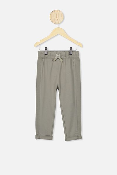Brooklyn Slouch Pant, SILVER SAGE