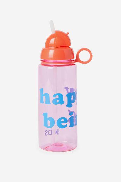 Spring Drink Bottle, RED SPLICE