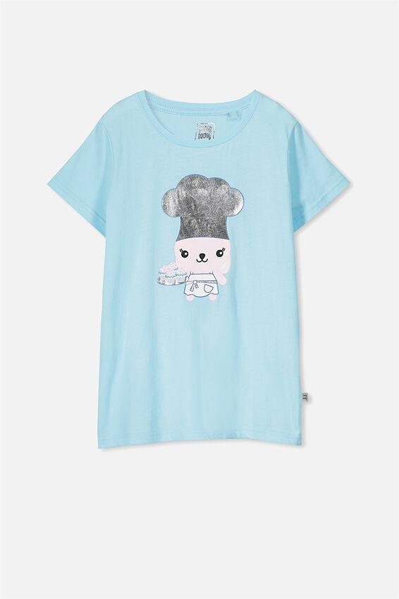 Sunny Buddy Ss T-Shirt, MIA/BAKING