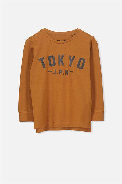 Tom Long Sleeve Tee, TOKYO JPN/SIS