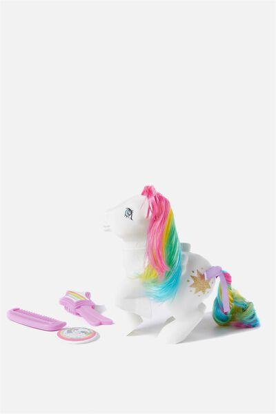 My Little Pony 35th Anniversary Rainbow Toy, LCN MLP STARSHINE