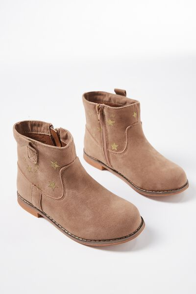 Piper Boot, TAN